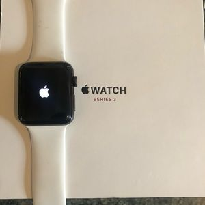 APPLE WATCH SERIES 3 GPS CELLULAR STAINLESS